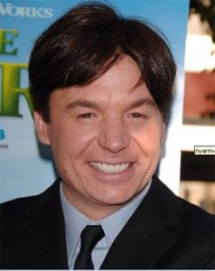 Comedian Mike Myers Welcomes Baby Boy 29292