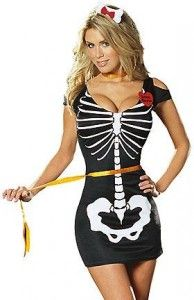 'Anna Rexia' Halloween Costume Enrages Parents, Experts 29301