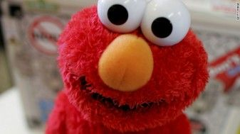 Want Your Kids to Eat More Fruit? Elmo May Help 29856