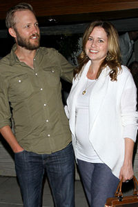 Actress Jenna Fisher Has Baby Boy 29296