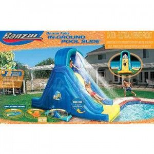 Inflatable Pool Slides Recalled for Serious Hazard 29651