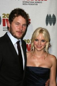 Anna Faris, Chris Pratt Expecting First Child 29652