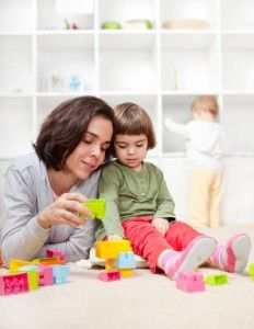Study: How Parents Play with Toddlers Predicts Academic Success 29528