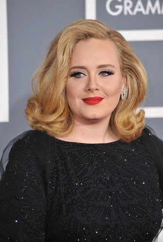 Adele Announces Her Pregnancy 29734