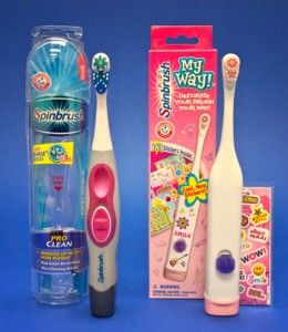 FDA: Electric Toothbrush May Cause Chipped Teeth and Choking 29499