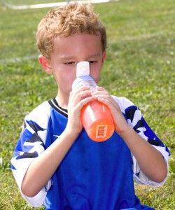 Sports Drinks and Active Kids 37647