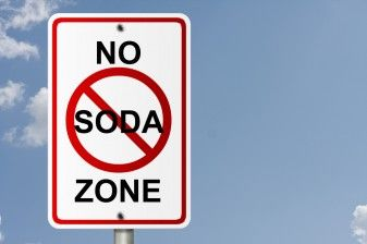 No More Soda in Kids' Meals 37680