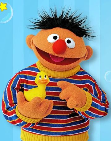 Pictures Of Ernie On Sesame Street 7