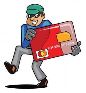 credit card theif