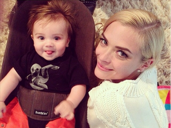 It Took Jaime King Four Years to Get Pregnant with Baby James