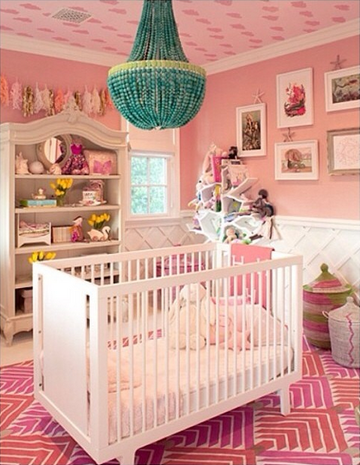 Kourtney Kardashian Baby Nursery Part 46