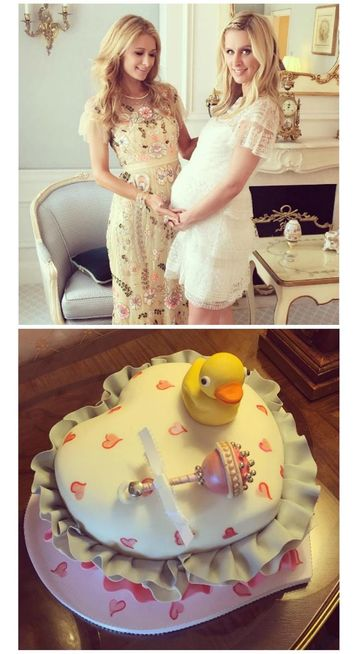 Glamorous Celebrity Baby Showers