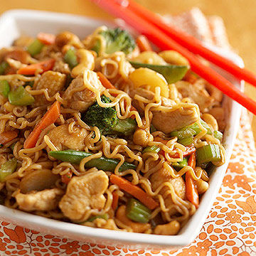how to cook vermicelli noodles for a stir fry