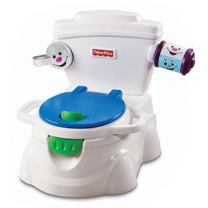 A Potty Trainer Toy