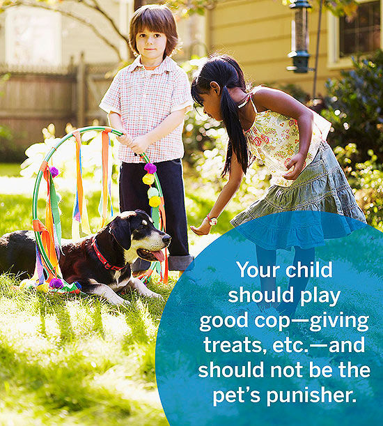 Let Your Child Be The Good Guy