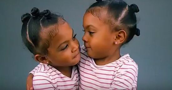 Watch: Twin Finds Out She's 1 Minute Younger and Can't ...
