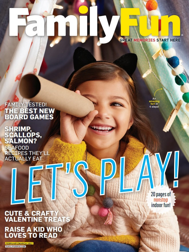 Family Fun February March Cover 2017
