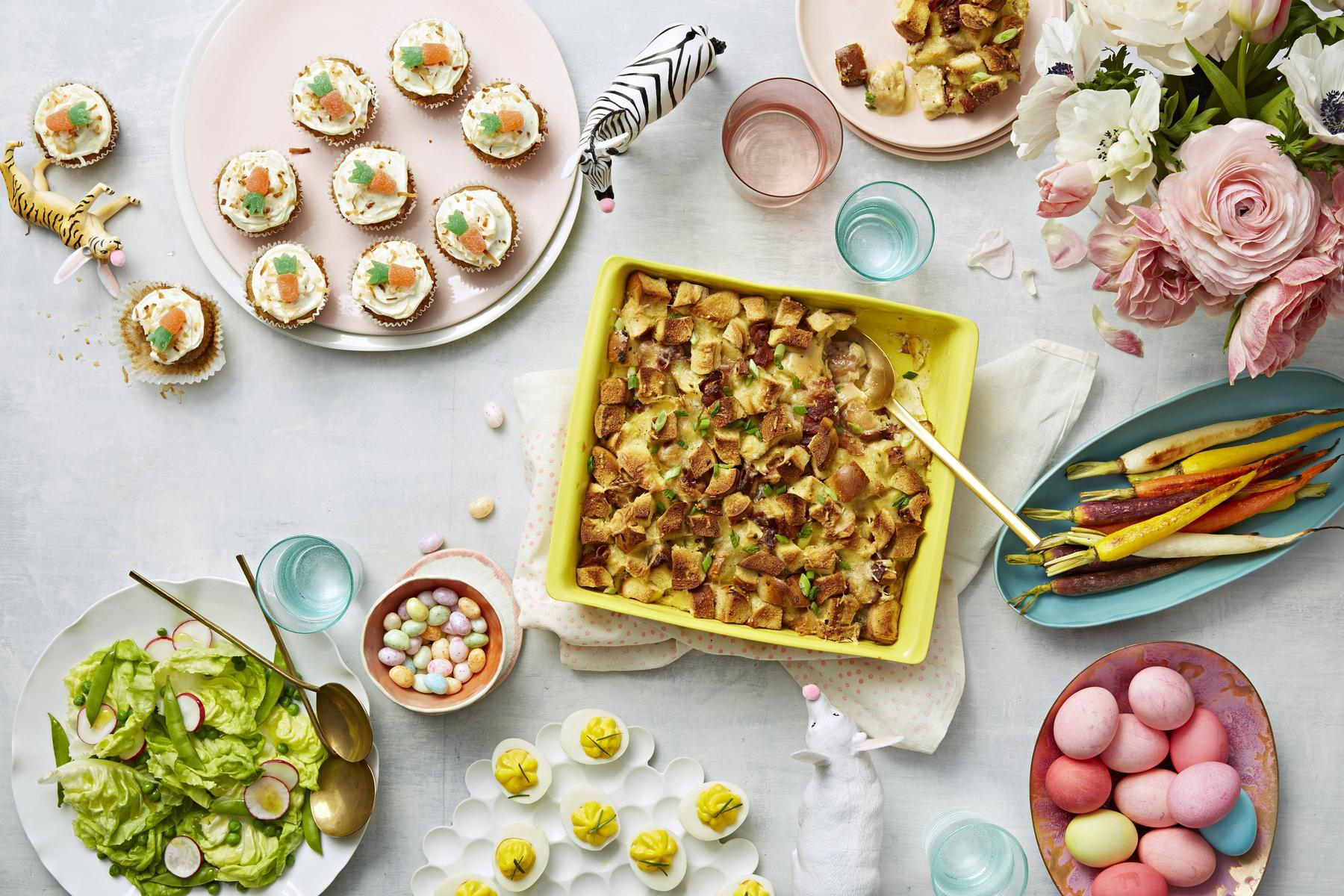 How To Host An Easter Buffet Recipes Tips