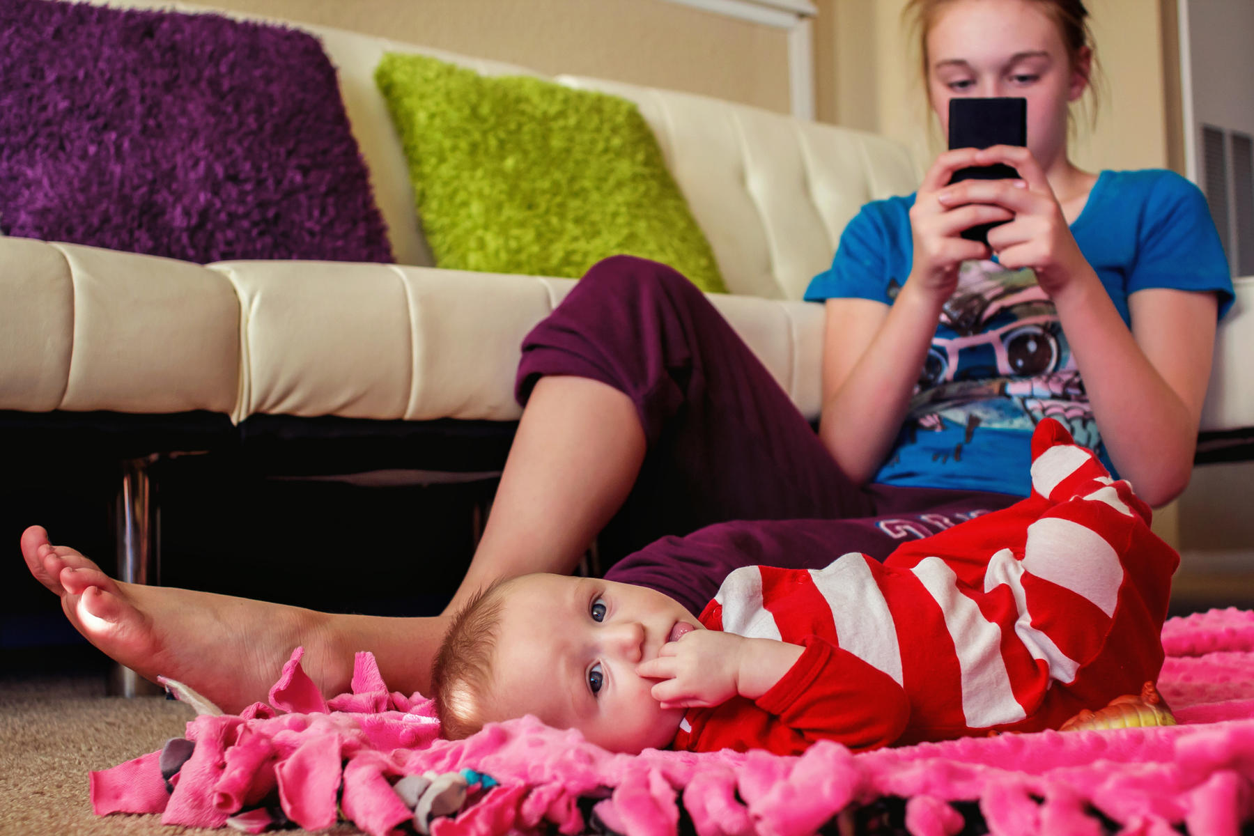 Tips for choosing a good nanny babysitter blues how to fix bad sitter behavior negle Gallery