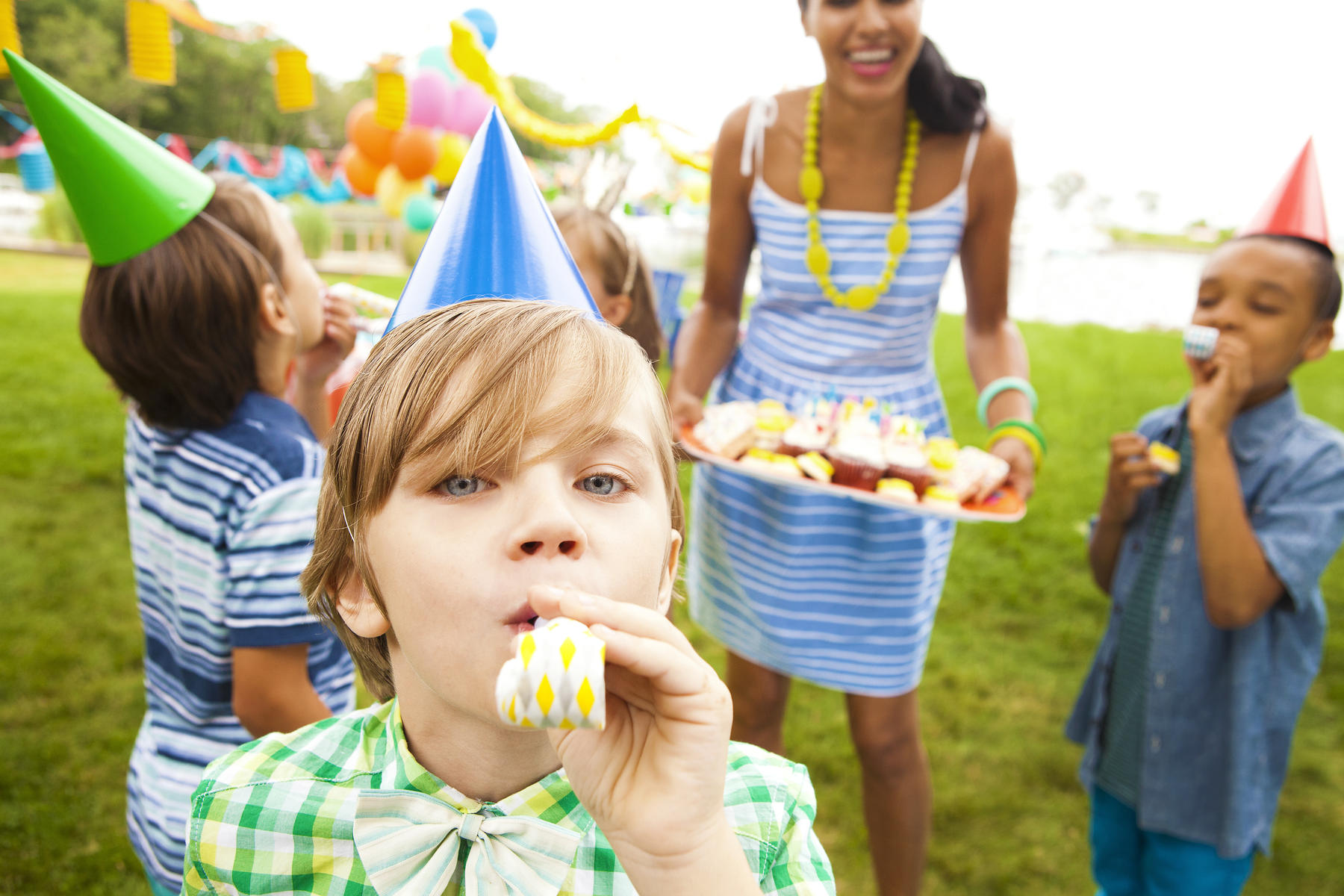 How to Make a Kid s Birthday Party Fun r Adults