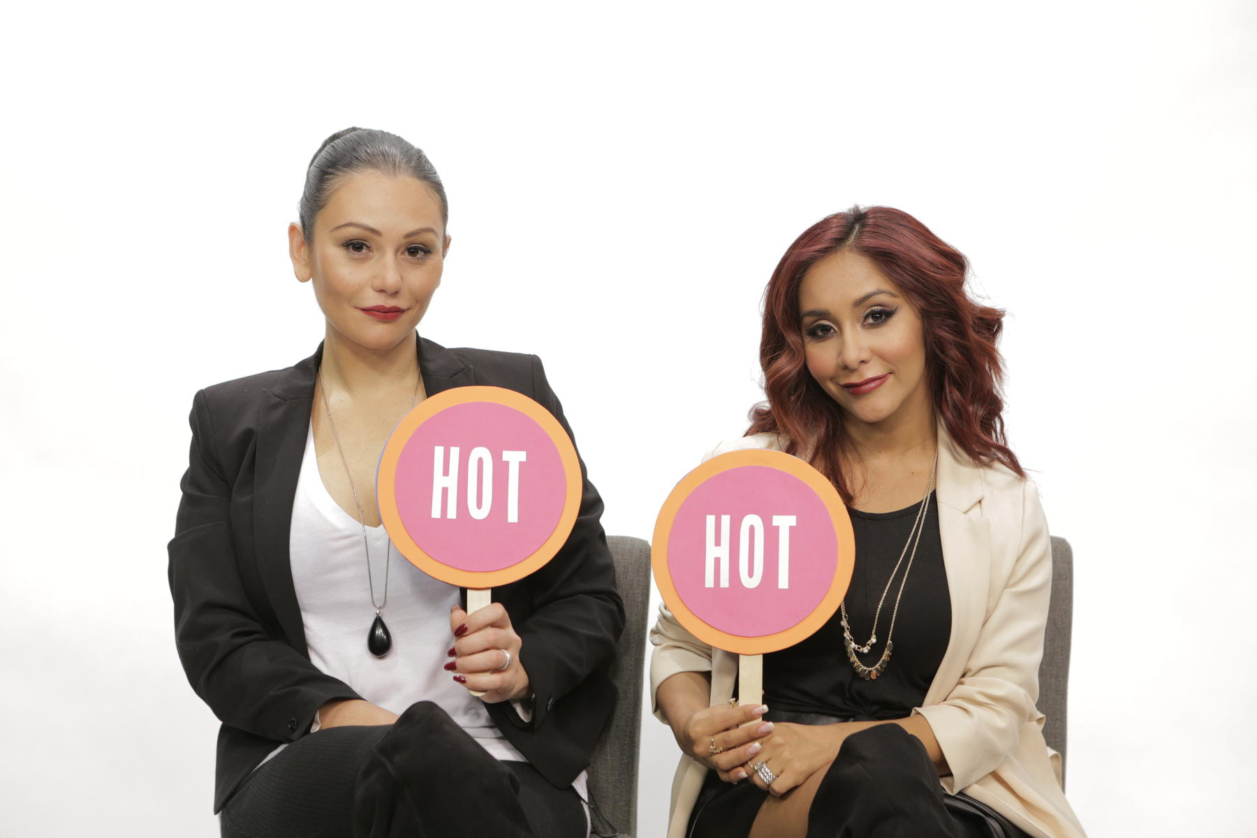Exclusive Snooki and JWoww on What s Hot or Not About Motherhood