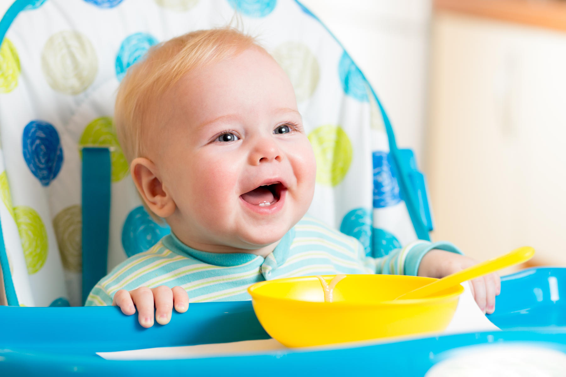 20 foods to feed your baby before age 1 | parents