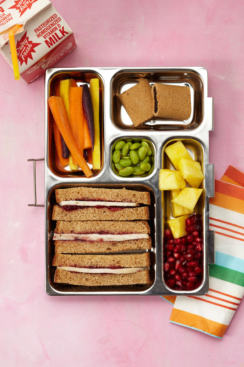 Think Inside The Box Bento Box Lunch Ideas