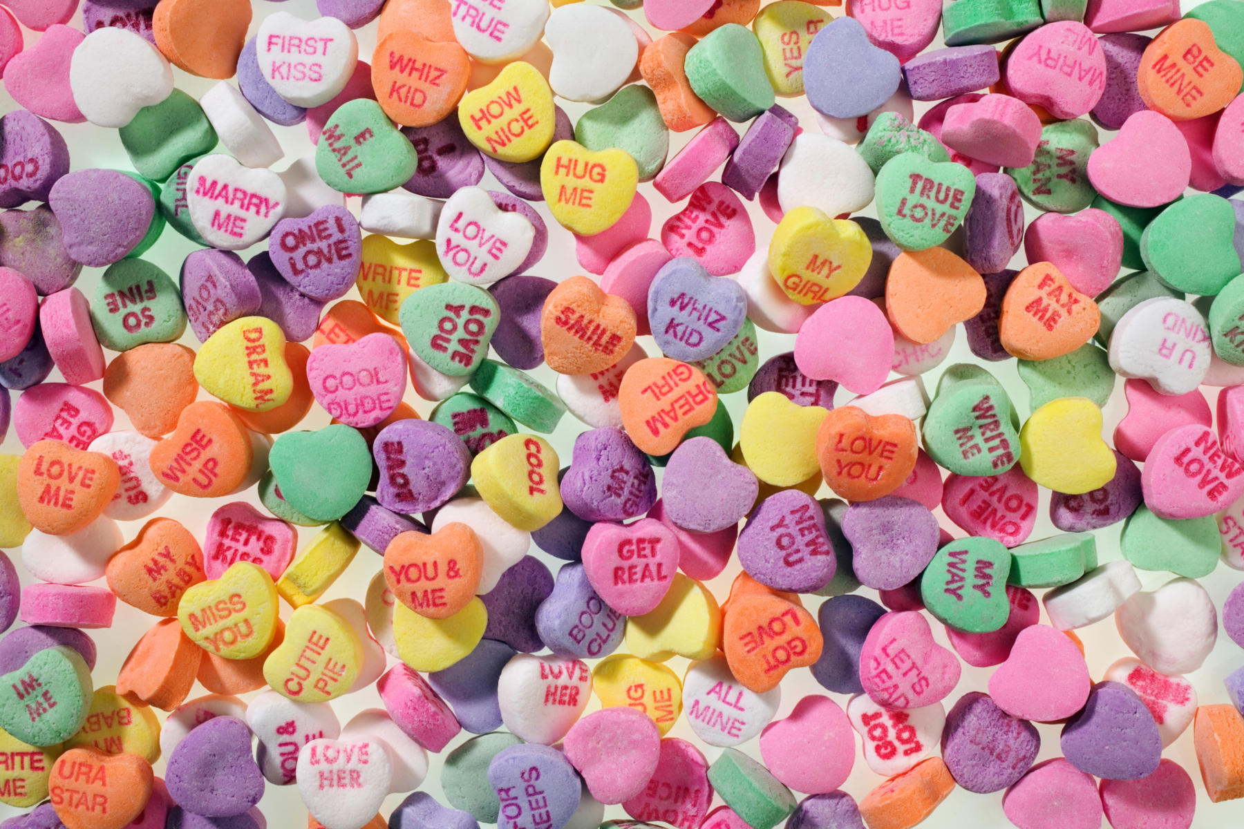 why i hate candy valentines