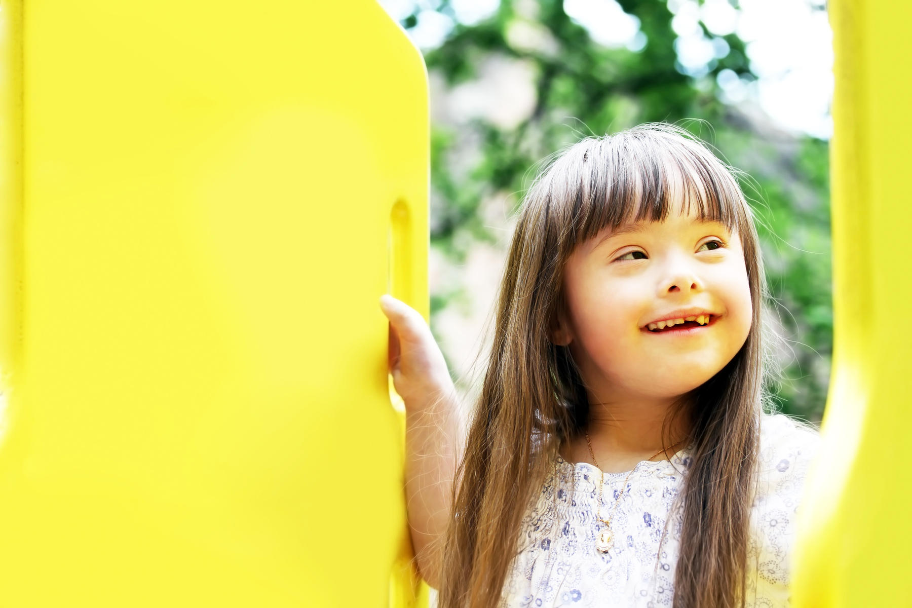 Kids with Down Syndrome Are Growing Up Healthier