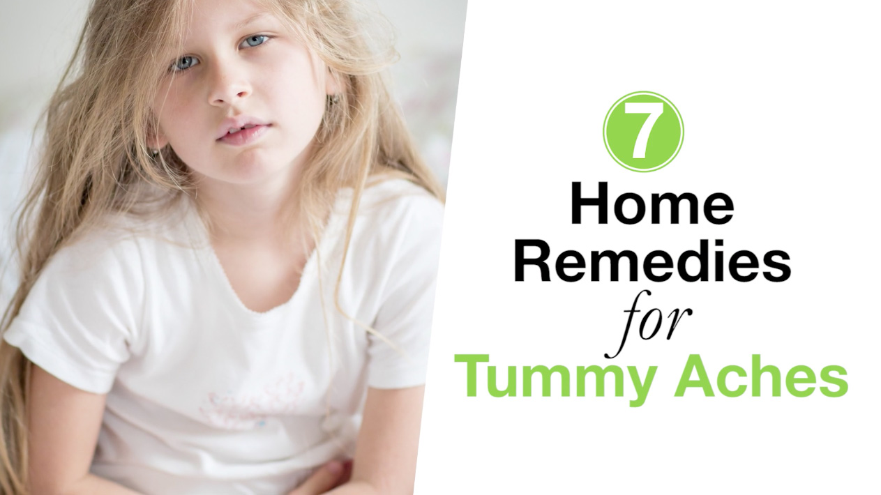 Home Remedies Tummy Ache Video