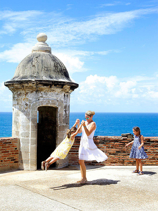 Charmant Puerto Rico Vacation: Our Easy, Kid Friendly Guide