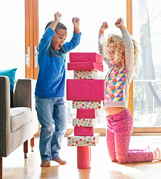 Great Indoor Games For Families