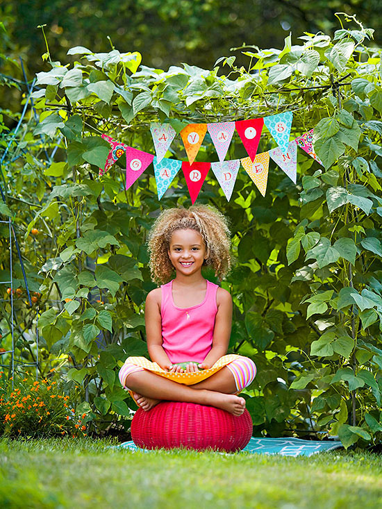 Garden Craft Ideas For Kids Part - 19: Parents Magazine