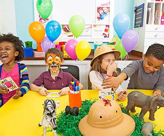 Best Birthday Party Places For Kids