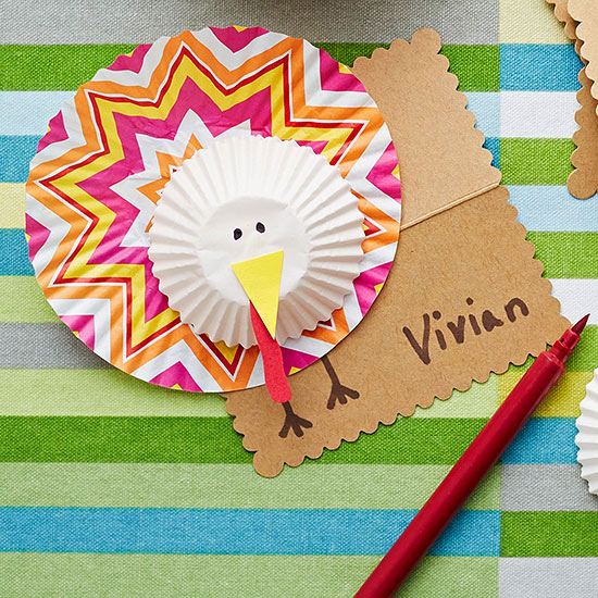 Thanksgiving For Kids Crafts And Table Fun