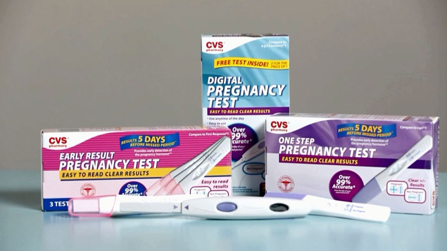 How To Take A Cvs Pregnancy Test Parents
