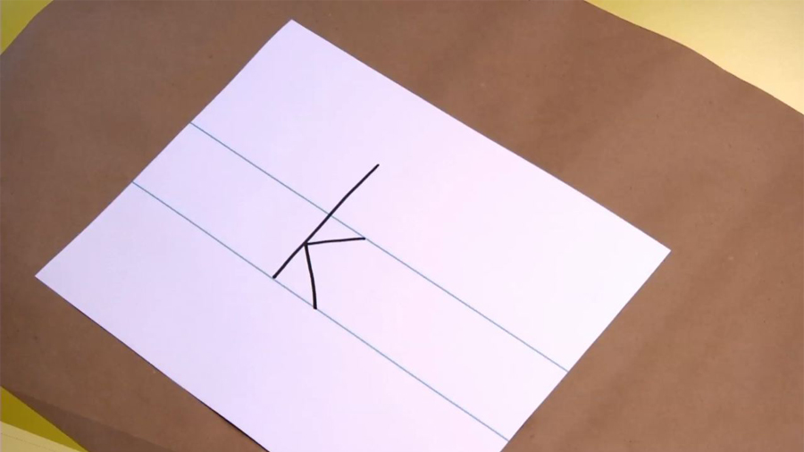 Number Names Worksheets how do you write the letter f in cursive : Handwriting: Capital Letters F through J | Parents