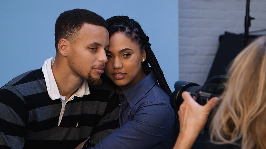 Stephen Curry and Wife Ayesha on Marriage, Kids and Their Matching Tattoos  - [Parents]