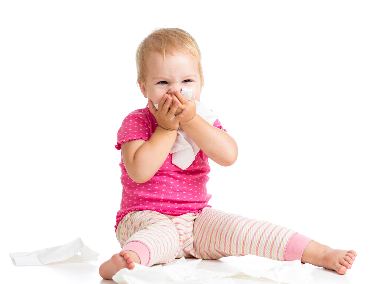 Baby Allergies Prevention & Treatment Tips