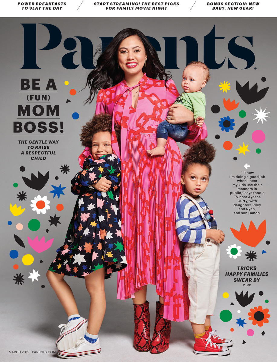 Parents Magazine March 2019 COVER