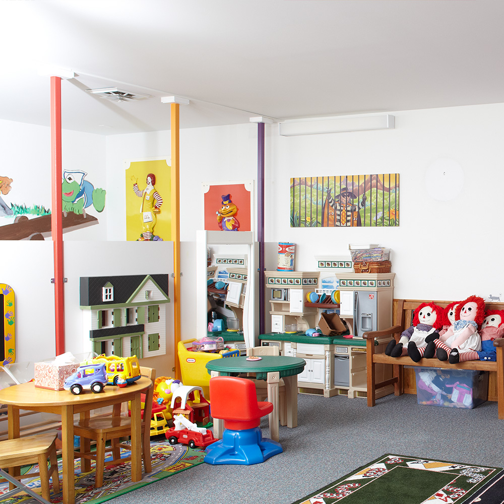7 Tips to Combat Playroom Clutter | Parents