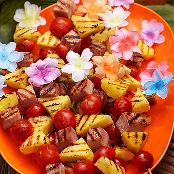 Ham and pineapple kabobs parents forumfinder Choice Image