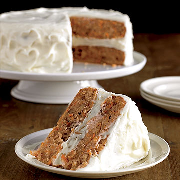 How to make cake with cream cheese frosting