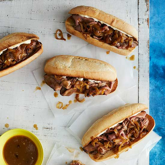Lunch 20 dinner worthy sandwich recipes theyll love forumfinder Images