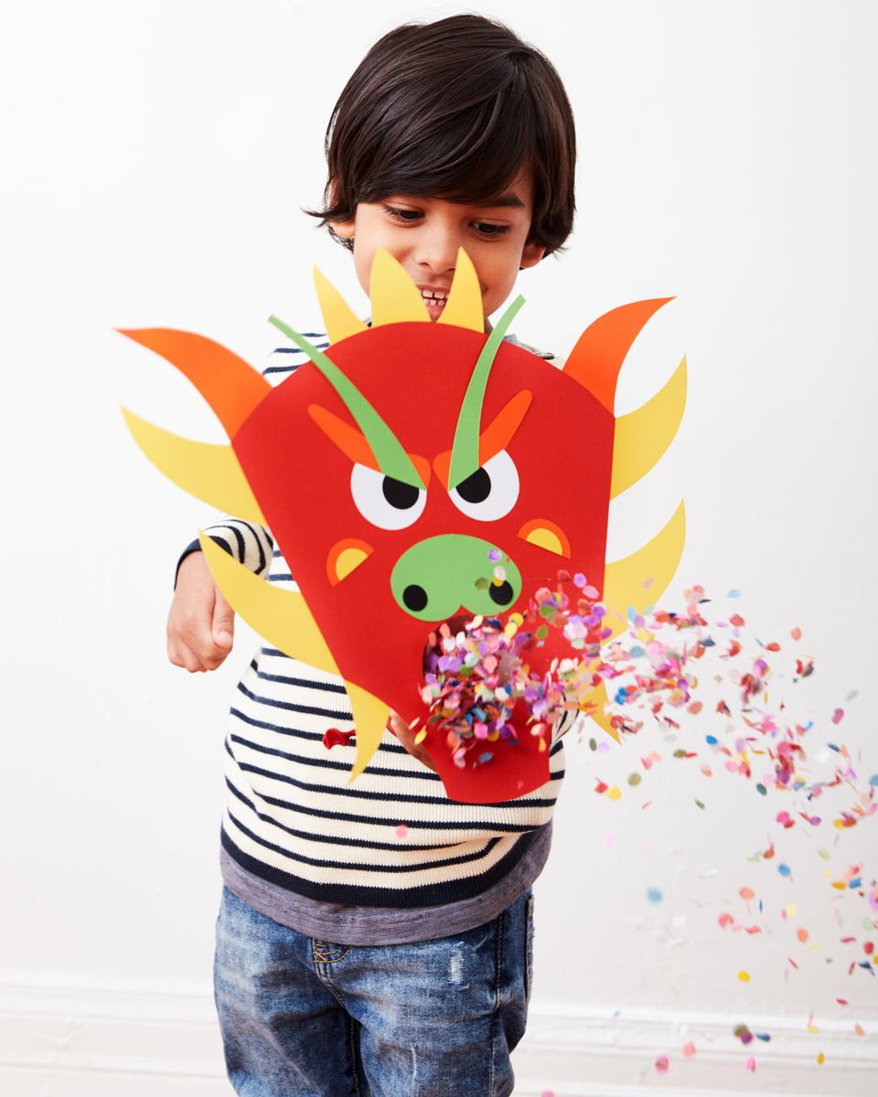 30 easy paper crafts for kids - Fun Kid Pictures