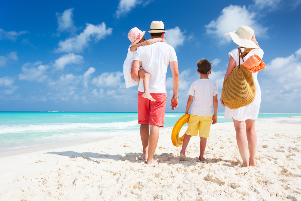 Family vacation images for The best beach vacations