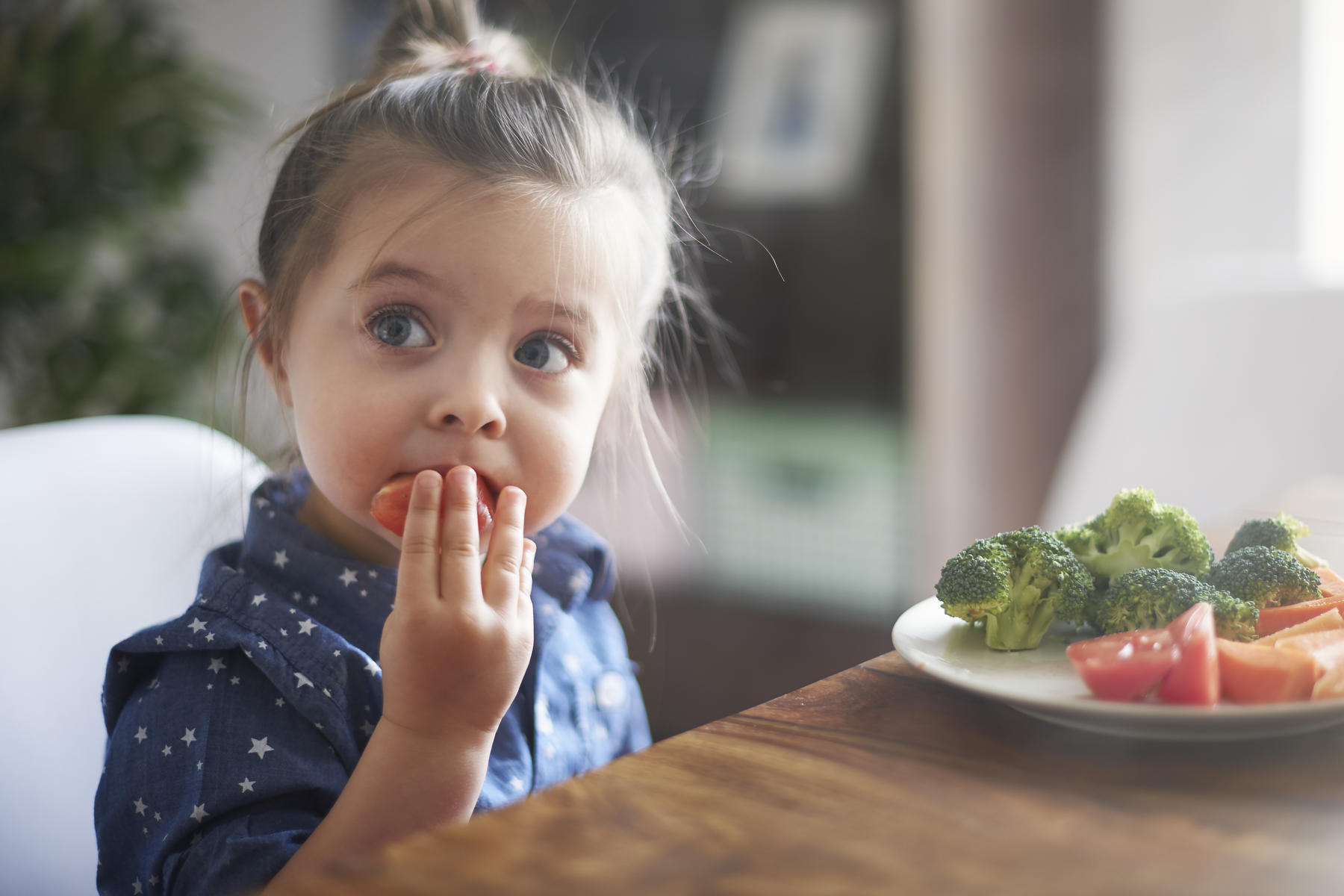 9 Must Eat Nutrients for Children