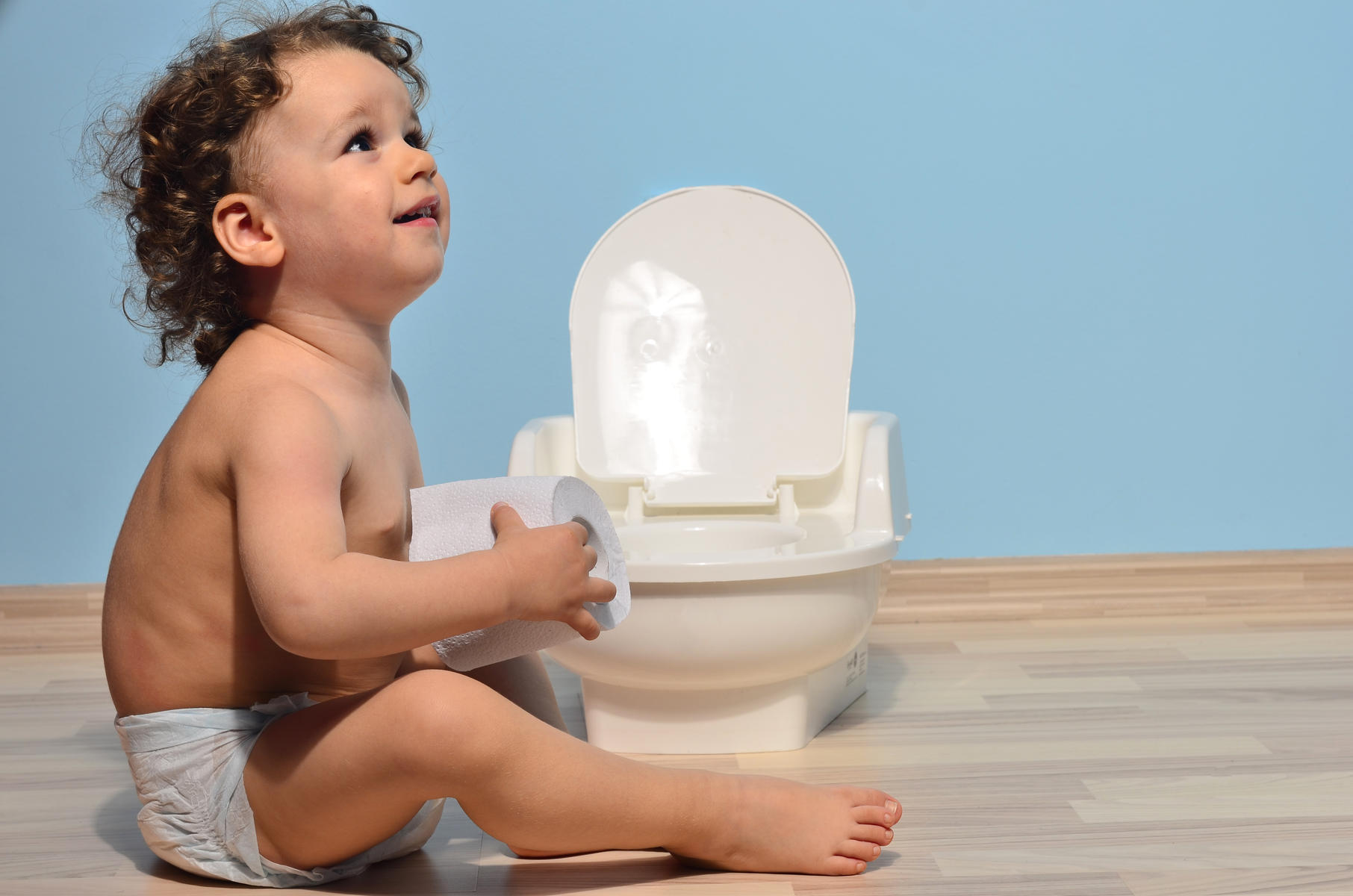10 Signs Your Child Is Ready to Start Potty Training | Parents