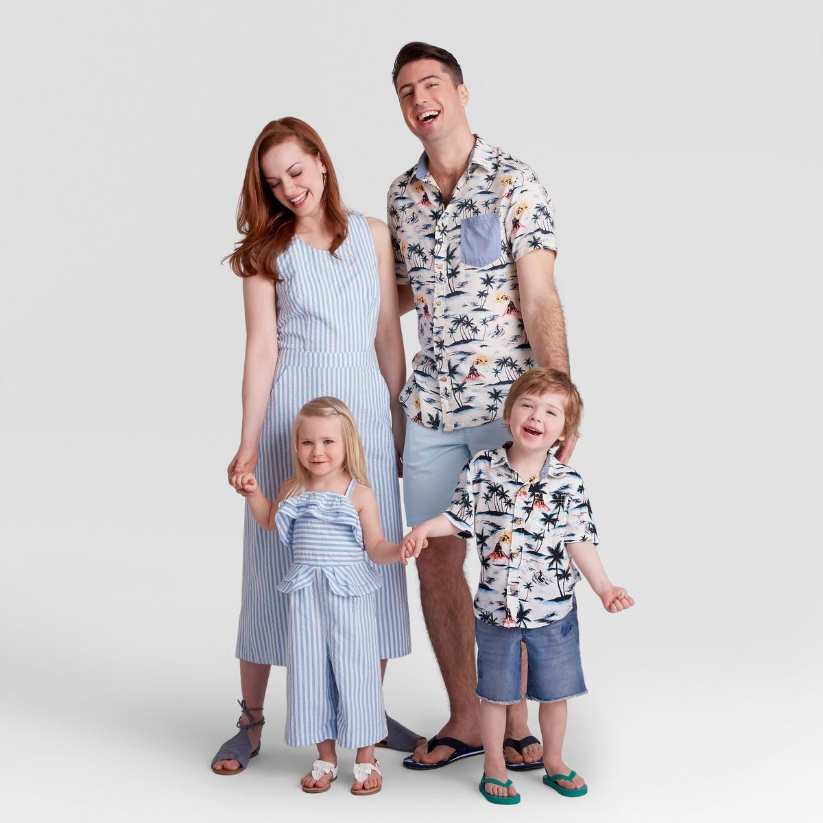 Target's Matching Family Collection