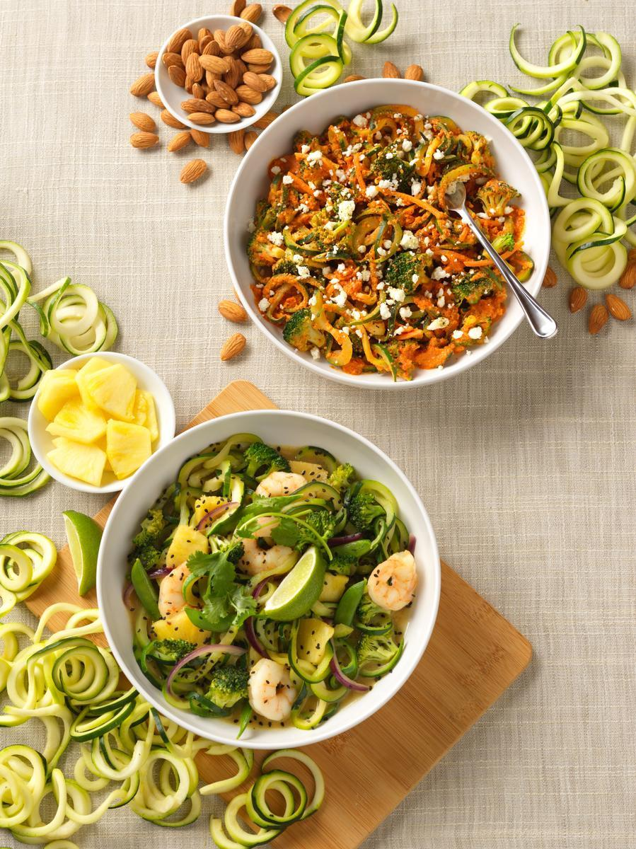 Noodles & Company Is Offering Healthy Zoodle Alternatives to Their Pasta Menu Come May